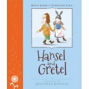 Ouatt: Hansel and Gretel by Jonathan Bentley