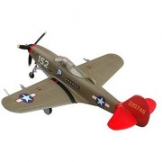 Easy Model P-39 Aircobra Red Tails Building Kit