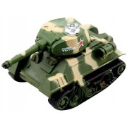 4CH Super Mini RC tanks tank equipped with LED lights