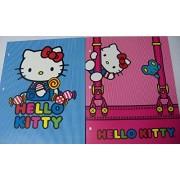 Hello Kitty 2 Folder Set ~ Sweet Treats, Suspender Fun