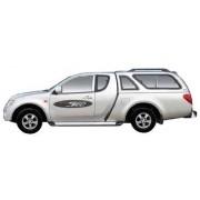 HARD TOP CARRYBOY MITSUBISHI L200 SINGLE CAB 2006 - accessoires 4X4 marina