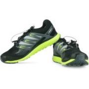 Salomon X-Scream Gtx Running Shoes(Black, Green)