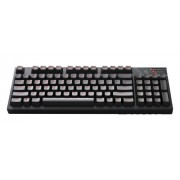 CM Storm QuickFire TK - Compact Mechanical Gaming Keyboard with CHERRY MX RED Switches and Fully LED Backlit