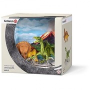 Schleich Triceratops & Therizinosaurus Set