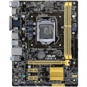 Placa de baza Asus H81M-A Intel LGA1150 mATX