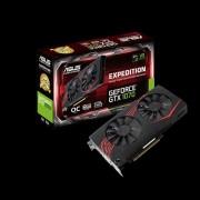 VC, ASUS EX-GTX1070-O8G, GTX1070 OC, 8GB GDDR5, 256bit, PCI-E 3.0 (90YV09T6-M0NA00)