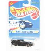 Dark Rider Series #1 Splittin Image 2 6-Spoke Wheels #297 Collectible Collector Car Mattel Hot Wheel