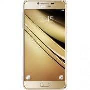 Galaxy C5 Dual Sim 32GB LTE 4G Auriu 4GB RAM Samsung