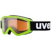 Uvex Speedy Pro - Gafas de esquí infantil, lightgreen, One size