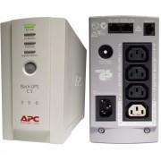 UPS APC BK350EI Back-UPS CS stand-by 350VA / 210W, 4 conectori C13 (APC)