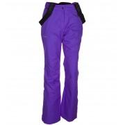 KILPI Dámské lyžařské kalhoty ANTTI BL0065KIVLT Fialová 38