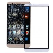 iPartsBuy Huawei Ascend Mate7 Front Screen Outer Glass Lens(White)