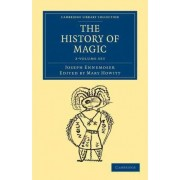 The History of Magic 2 Volume Set by Joseph Ennemoser