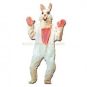 Easter Bunny Fancy Dress Costume - One Size