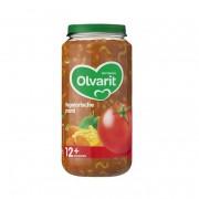 Olvarit Maaltijdpotje vegetarische pasta 12 maanden