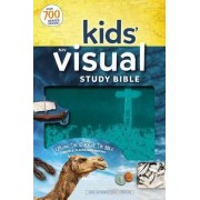NIV Kids' Visual Study Bible by Zondervan