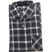 UFF Mens Regular Side Cut Formal Shirt (Only M Size)