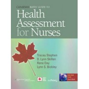 Canadian Bates' Guide to Health Assessment for Nurses by Tracey C Stephen
