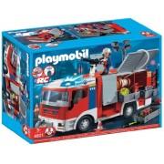 Playmobil Fire Engine Fireman