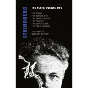 Strindberg: Chamber Plays (The Storm, The Burned Site, The Ghost Sonata, The Pelican, The Black Glove, The Great Highway) v.2 by August Strindberg