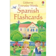 Everyday Words In Spanish Sticker Book by Felicity Brooks