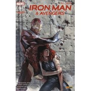 All-New Iron Man & The Avengers N° 4 - Couverture 1/2
