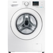 Masina de spalat rufe Samsung WF70F5E0W2W, A+++, 1200 Rpm, 7 Kg, Display Digital, Eco Bubble, Rezistenta Ceramica, Diamond Drum, Alb