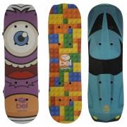Mini Skate Infantil Maple Base Antiderrapante Bel Sports - 4140