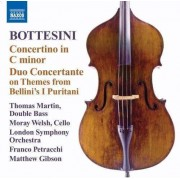 Bottesini - Concerto In C Minor (0747313039876) (1 CD)