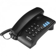 Telefone IP Terminal Voip Roteador TIP100 Alimentação PoE SIP Intelbras