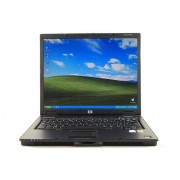 Laptop HP NC6320, Intel Core 2 Duo T5500, 1.66 GHz, 2GB DDR2, 80GB SATA, DVD-ROM,15 inch, Baterie Nefunctionala
