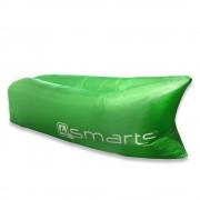 4smarts POWERNAP Outdoor Couch - надуваемо легло за къмпинг, басейн, плаж и т.н. (зелен)