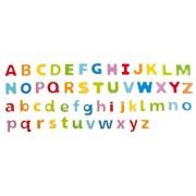 Hape E1047 - ABC Magnetic Letters, Multicolore