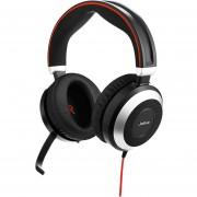 Jabra Evolve 80 UC Stereo - Headset - On-ear