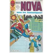 Les 4 Fantastiques ( The Fantastic Four ) / Spider-Woman / Peter Parker Alias L'araignée ( Spider-Man ) : Nova N° 76 ( Mai 1984 )