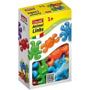Quercetti Animal Links Baby Toy