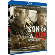 Son of a Gun:Ewan McGregor,Breton Thwaites,Alicia Vikander - Ucenic pentru crima (Blu-Ray)