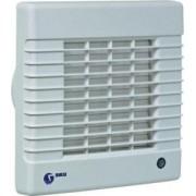 Fürdőszobai elszívó ventilátor 100AZTH zsaluval páraérzékelővel Siku