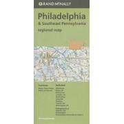 Folded Map Philadelphia/Se Pa Regional by Rand McNally