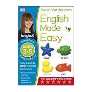 English Made Easy Preschool Early Reading Ages 3-5: Ages 3-5 preschool