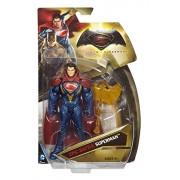 Mattel Djg35 - Batman Vs. Superman - Epic Battle Superman - Personaggio 15Cm