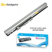Lap Gadgets Laptop Battery For HP Pavilion 15-N011TU 4 cell PN: LA04 LAO4 728460-001 752237-001 HSTNN-DB5M HSTNN-IB6R HSTNN-UB5M