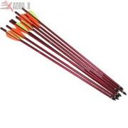 Adraxx Aluminum Bolt For Archery Target Practice