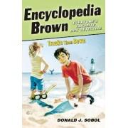 Encyclopedia Brown Tracks Them Down by Donald J Sobol