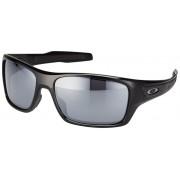 Oakley Turbine Occhiali ciclismo grigio/nero Occhiali
