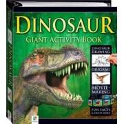 Dinosaur Giant Activity Book by Hinkler Books Pty Ltd