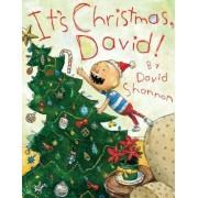 It's Christmas, David! by David Shannon