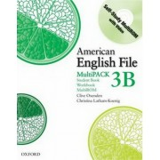American English File Level 3: Student Book/workbook Multipack B