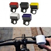 360 Degree Rotation Bicycle Bell Electronic Mountain Bike Bell Ring Loud Road MTB Cycling Horn Handlebar Horn Bells
