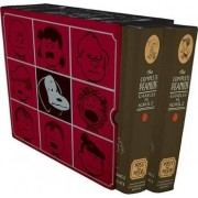 The Complete Peanuts Box Set Volumes 3 & 4: 1955-1958 by Charles M Schulz